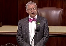 COURTESY OF CSPAN - U.S. Rep. Earl Blumenauer said Wednesday, Feb. 3, that he planned legislation to reimburse Harney County for its costs associated with the Malheur National Wildlife Refuge takeover by armed militants.