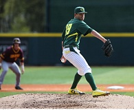 COURTESY: UNIVERSITY OF OREGON - Sophomore Cole Irvin returns to the nationally ranked Oregon Ducks after making 16 starts last season.