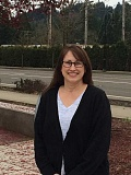 ESTACADA NEWS PHOTO: EMILY LINDSTRAND - Melanie Wagner was born and raised in Estacada. Shes worked as the assistant to the city manager for seven years.