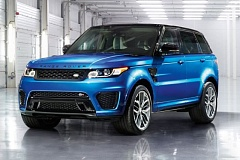 TATA MOTOR COMPANY - The 2016 Range Rover Sport with the optional Td6 (turbocharged diesel V6) engine offers an excellent balance of powert and fuel economy.