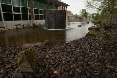 FILE PHOTO: JOSH KULLA - Sherwood gets its water from the Willamette River at the Willamette River Water Treatment Plant in Wilsonville.