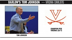 - - Barlow High boys coach Tom Johnson