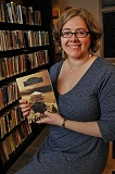 STAFF PHOTOS: VERN UYETAKE  - Cheryl Hill will release her second book, Fire Lookouts of Oregon March 28.