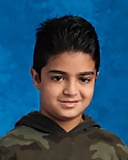 CONTRIBUTED PHOTO - 10-year-old Jaafar Sbeb was killed Monday at the intersection of Northeast 162nd Avenue and Burnside Street when he reportedly walked into traffic and was struck by a car.