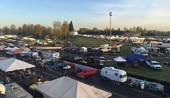 PORTLAND TRIBUNE: JEFF ZURSCHMEIDE - The largest auto swap meet in the west is underway at Portland International Raceway and the Portland Expo Center in North Portland.