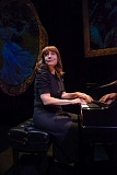 COURTESY: MELLOPIX.COM - Mona Golabek stars in 'The Pianist of Willesden Lane,' which starts April 8 and goes through May 1 at the Gerding Theater.
