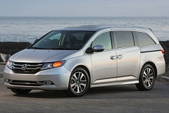 AMERICAN HONDA MOTOR COMPANY - The 2016 Honda Odyssey is one of the most attractive family vans on the market today.