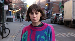 COURTESY: MATTHEW JAMES-WILSON - The thoughtful and observational Frankie Cosmos (Greta Kline), who has a new album ('Next Thing'), brings her music to Analog Cafe, April 18.