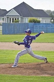SETH GORDON - St. Paul freshman Jaidyn Jackson helped the Bucks develop a 6-0 lead against East Linn Christian on Friday by keeping the Eagles scoreless through the first four innings of play.