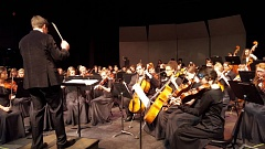 COURTESY OF TUALATIN HIGH SCHOOL - The Tualatin High School orchestra wowed judges with its performance last Thursday at the Three Rivers League Orchestra Festival and earned an automatic berth at the state contest May 12.