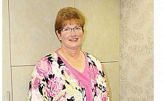 HOLLY M. GILL - Jeanie Gentry was honored by friends and co-workers on her last day at St. Charles Madras, Friday, April 15. The former CEO for St. Charles Madras and St. Charles Prineville has taken a position as CEO at the hospital in Salmon, Idaho.