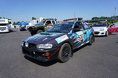 PORTLAND TRIBUNE: JEFF ZURSCHMEIDE - Kevin Kardos of Beaverton and co-driver Ben Boro will compete in this year's Oregon Trail Rally driving Kardos' customized Subaru Impreza.