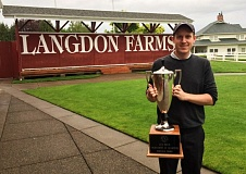 COURTESY: OGA - Jack Dukeminier wins the 72nd Oregon Golf Association Tournament of Champions at Langdon Farms Golf Club in Aurora.