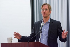 PORTLAND TRIBUNE FILE PHOTO - State Treasurer Ted Wheeler