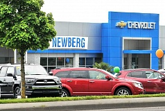 GARY ALLEN - Loren Berg Chevrolet has been renamed Newberg Chevrolet through a sale. After nearly 24 years of running the business, former owner Loren Berg said he is looking forward to spending more time with his family.