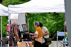 SPOKESMAN FILE PHOTO: LESLIE PUGMIRE HOLE - There's still time to sign up to be a vendor at the annual Wilsonville Festival of the Arts.