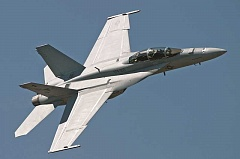 COURTESY PHOTO - The U.S. Navys F/A-18 Super Hornet demo team will fly at this years Oregon International Air Show.