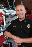 After 12 years as battalion chief, David Morris has been promoted to assistant chief of the Lake Oswego Fire Department.