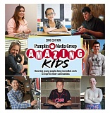 PAMPLIN MEDIA GROUP IMAGE - The cover of the 2016 Pamplin Media Group Amazing Kids section, to be published in newspapers across the region the week of May 9.