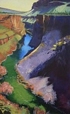 SUBMITTED PHOTO:  - Canyon Sonata by Lisa Wiser will be on display at Realty Trust Group through June.