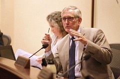 PORTLAND TRIBUNE FILE PHOTO - Mayor Charlie Hales' proposed business tax increase has not gained much traction.