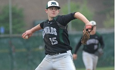 THE OUTLOOK: PARKER LEE - Raiders pitcher Lucas Dehnert went the distance in Wednesdays home win over league-leading Clackamas.