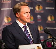 COURTESY: DAYNA FJORD/PORTLAND WINTERHAWKS - Mike Johnston brings connections and coaching ability to the Portland Winterhawks as he begins his second stint with the club.