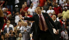 TRIBUNE FILE PHOTO: DAVID BLAIR - The Trail Blazers and Terry Stotts have agreed to a contract extension for the coach.