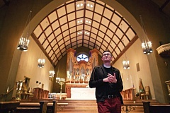 PORTLAND TRIBUNE: JAIME VALDEZ - Nathan LeRud, who was installed as the third dean of Trinity Episcopal Cathedral, continues the tradition of making the congregation more inclusive.