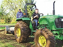 SUBMITTED - The NWREC in Aurora will hold a tractor training program for youth ages 14 to 18 in June.