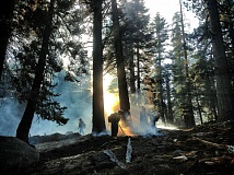 COURTESY PHOTO: U.S. BUREAU OF LAND MANAGEMENT - Oregon has renewed its wildfire insurance in anticipation of another hot fire season this summer.