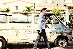 COURTESY: JIMMY FONTAINE - Folk singer Brett Dennen, playing at Wonder Ballroom June 2, has voice and lyrics that belie his youth.