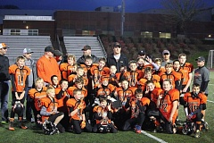 PHOTO COURTESY OF SCAPPOOSE YOUTH FOOTBALL - Registration for the fall season of Scappoose Youth Football will be open until July 1.