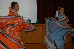 PHOTO COURTESY CCC - Activities at this year's Festival Latino in Oregon City include dancers from Ecuador.