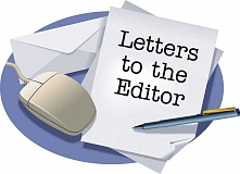 June 1 letters to the editor