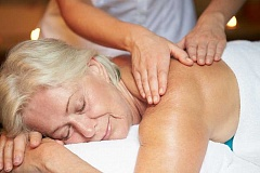 SUBMITTED PHOTO - The June Health and Wellness Chat at the Lake Oswego Adult Community Center is on the many benefits of massage. The talk will be presented June 22 at 10 a.m.