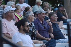 THE OUTLOOK: DAVID BALL - More than 500 fans turned out to take in Opening Night with the Gresham GreyWolves, which ended in a 4-2 win over Thurston County.