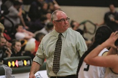 PHIL HAWKINS - Former North Marion girls basketball coach Dennis Melcher announced his retirement after the conclusion of the 2015-16 winter season. Melcher coached the Huskies from 1998-2016, guiding the team to the post season eight times while finishing with two league titles.