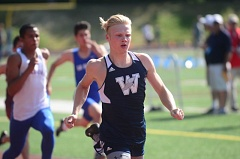SPOKEMAN FILE PHOTO: COREY BUCHANAN - Wilsonville senior Pieter Top attained myriad accomplishments in his two years attending Wilsonville High School.