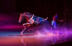 SUBMITTED PHOTO: JAK WONDERLY - A scene from Odysseo by Cavalia to be presented in Portland July 7-24. Get tickets now.