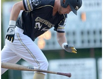 THE OUTLOOK: DAVID BALL - Greshams Ryan Smith went 1 for 5 at the plate and scored a run in Thursdays 4-3 loss to Yakima Valley.