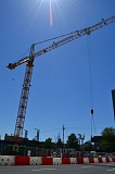 JULES ROGERS - Modera Belmont is a lot with a tower crane along S.E. Belmont Street, so far.