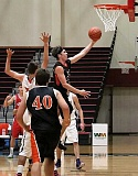 COURTESY PHOTO: OREGON ATHLETIC COACHES ASSOCIATION ALL-STARS - Indians Class 4A all-state honorable mention senior forward Ian Donaldson and the North could not pull off wins in either of their Oregon Athletic Coaches Association All-Star Games on June 10-11.