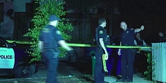 KOIN 6 NEWS - Police respond to a report of a homeowner shooting a man insider her residence early Sunday.