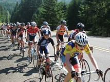 COURTESY PHOTO - USA Cycling holds multiple events in Forest Grove, including junior talent-identification camps.