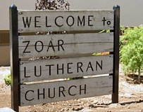 SUSBMITTED PHOTO - Canby's Zoar Lutheran Church offers meals for those in need each Thursday evening.