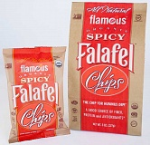 SUBMITTED PHOTOS - Barb Randall recently discovered Flamous Brands chips, which she is excited to share with readers. They come in many flavors, all delicious.