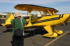 CENTRAL OREGONIAN FILE PHOTO - Visitors at the 2015 Prineville Airport Open House Fly-In saw a wide variety of airplanes. This year's event happens from 8 a.m. to 2 p.m. Saturday, July 30.