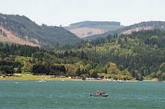 TRIBUNE FILE PHOTO - Henry Hagg Lake, outside of Gaston, is a popular swimming hole in the summer, but after a family drowned in 2014, a lawsuit claims that Washington County knew about dangers in the lake, but didn't warn the public.
