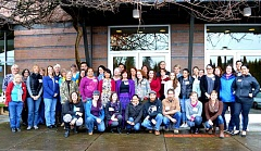 COURTESY PHOTO - This year's Ford Institute Leadership cohort includes a diverse group of residents from western Washington County.